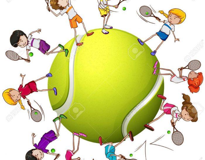 Тенис школа 4-10г.